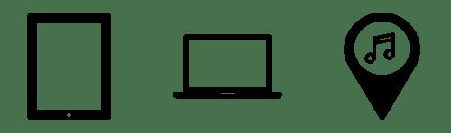 Icons appareils