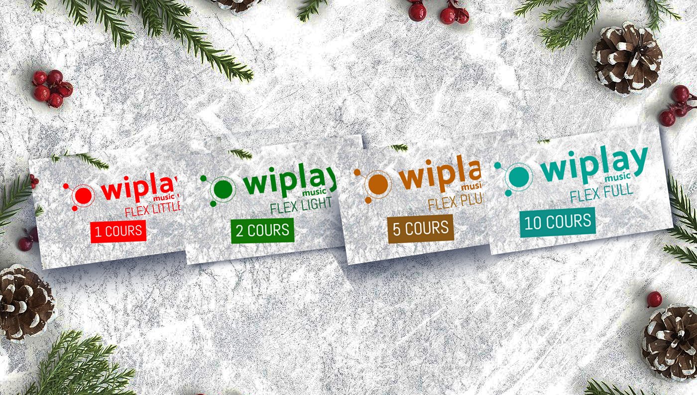 Cartes cadeaux Wiplay.